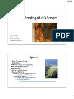 Care and Feeding of VIOS VUG Aug 21 2017