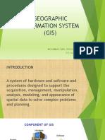 Presentation GIS