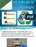 LAS 3 Rs de La Ecologia