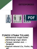 Osteoporosis ( Baru )