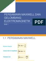 Fisika Dasar 2 - Gelombang Optik