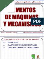 01 Analisis Topologico de Mecanismos