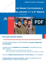Bases Curriculares Egb