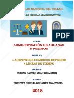 Agentes Del Comercio Exterior