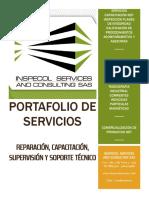 Portafolio de Servicios Ed. 2.018