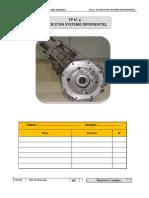 Tp 4 Etude Systeme Differentiel