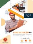 Especialización en Residencia%2c Supervisión%2c Liquidación y Seguridad en Obras (Teórico-Práctico)-21 de Abril