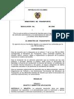 Proyecto Resolucion Modificaciones Acuerdo 51