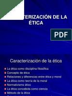 Presentacion Caracteristicas de La Etica