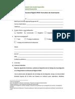 Formato de Autorizacion