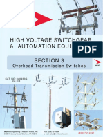 3 Overhead Transmission Switches Catalog