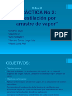 Destilacion Por Arrastre de Vapor1.2