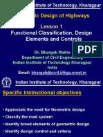 UG Geometric Design I