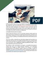 Qué Sabes de La Fiscalidad Internacional de Empresas