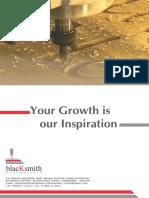 Black Smith Brochure