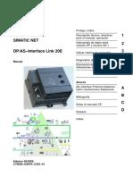 Caja Dp Manual Link 20 E