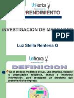 Clase No 4 1.4 Investigacion de Mercados.