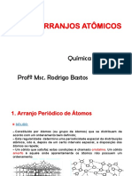 Arranjos Atômicos