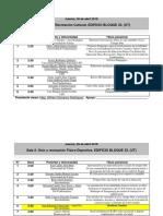 IV Encuentro Red de Universidades Formadoras en Recreación - II Encuentro de Semilleros de Investigación en recreación y ocio.