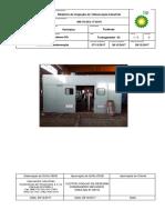 Relatório Videoscopia Nas Turbinas 03 BP Itumbiara-GO