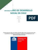 Ministerio de Desarrollo Social en Chile