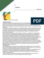 Tema 3 - Ingreso Público y Gestion