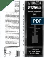 (Ruy Mauro Marini) La Teoria Social Latinoamericana Tomo IV