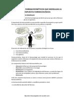 FARMACOCINETICA 1 TEMA 4