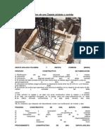 274124079 Proceso Constructivo de Una Zapata Aislada y Corrida
