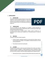 2013 Estudio de Tráfico Huaraypata