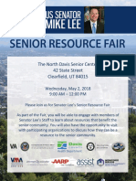 Davis County Senior Resource Fair