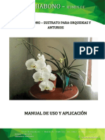 Manual Bichiabono - Sustrato Orquídeas