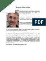 Biografía Rafael Estrada