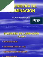 Iluminación 18 I