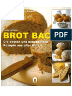 Linda Collister - Brot Backen - Die Besten Und Beliebtesten Rezepte Aus Aller Welt
