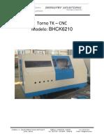 Torno Cnc-cofiguracion Mach3