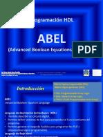 Programacion ABEL