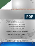 Elementos Windows 7