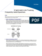 Split Multi Link Trunking