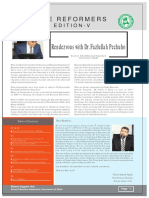 RSU Newsletter-REFORMERS - Issue v - High Res