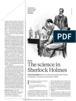 The Science in Sherlock Holmes