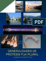 01.- Prótesis Fija Plural