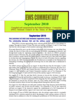 PDC Monthly News Commentary - September 2010 (Eng)