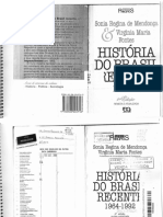 MENDONÇA, Sonia Regina de; FONTES, Virginia Maria. História do Brasil Recente 1964-1992.pdf