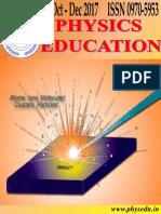 Physics Education magazine