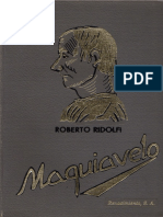 Ridolfi Roberto - Vida de Nicolas Maquiavelo