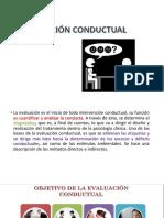 8. evaluacion conductualmm