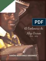 Centenario Alejo Duran