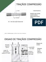 Ensaioi de Tração e Compresssão (1)