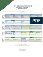 Cronograma Eer Agosto 2014